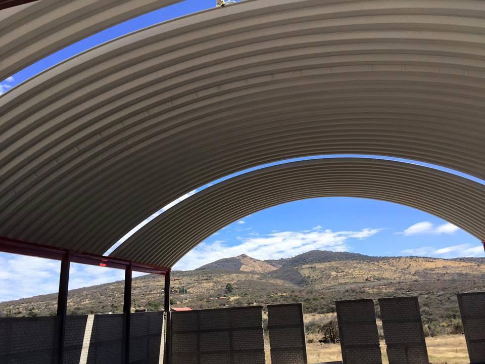 instalación de arcotecho en Guanajuato