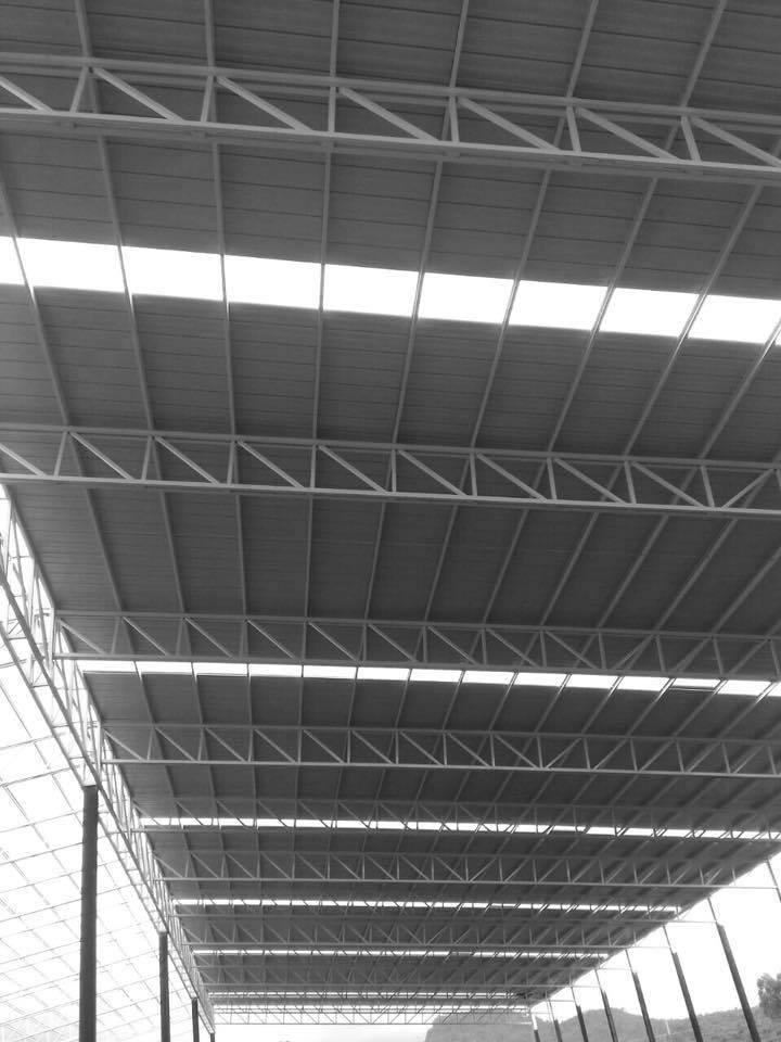 Estructuras para naves industriales en Aguascalientes