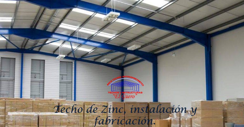 Techo de Zinc
